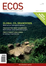Ecos Issue 147 - Table of Contents