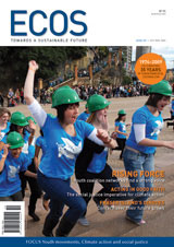 Ecos Issue 151 - Table of Contents