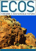 Ecos Issue 168 - Table of Contents