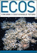 Ecos Issue 175 - Table of Contents