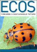 Ecos Issue 179 - Table of Contents