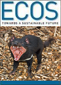 Ecos Issue 180 - Table of Contents
