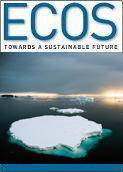 Ecos Issue 183 - Table of Contents