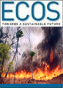 Ecos Issue 185 - Table of Contents