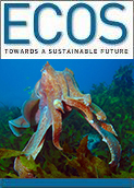 Ecos Issue 187 - Table of Contents