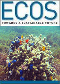 Ecos Issue 192 - Table of Contents