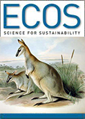 Ecos Issue 196 - Table of Contents