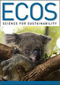Ecos Issue 197 - Table of Contents